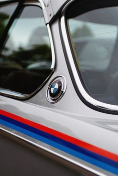 BMW 3.0 CSL by FurLined, via Flickr