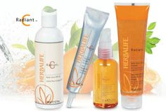 #Herbalife .- Conozca los beneficios de la #Vitamina C con #Radiant C