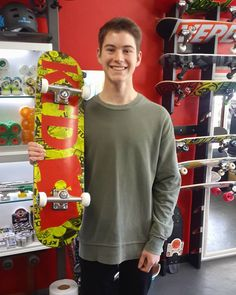 We spread the hype to the dude Nicholas who came by earlier to get the Wallpaper Complete! Enjoy it skate safe & stay stoked! Skate, Wallpaper, Instagram Posts, Mens Tops, Shopping, Fashion, Moda, Fashion Styles, Wallpapers