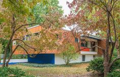 The Snower Residence by Marcel Breuer located in Mission Hills KS is currently on the market. Fully documented history of the house design…