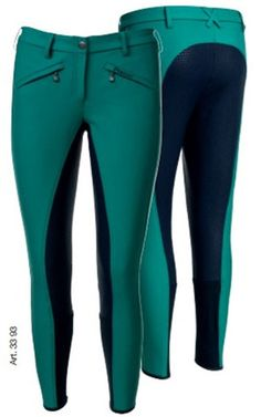 New from Pikeur! andnbsp;The new Latina Grip Full Seat Breech features aandnbsp;lower waist height and modern finish withandnbsp;two zipped pockets and PIKEUR emblem, sideandnbsp;stripe with PIKEUR ic