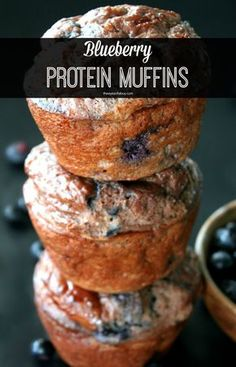 blueberry protein muffin recipe low carb