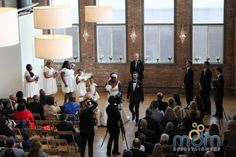 Congrats Meagan and Ryan at Kitchen Chicago and City View Loft wedding ceremony Chicago Wedding Venues, Unique Wedding Venues, Wedding Ceremony, Loft Wedding, Entertainment, City, Kitchen, Beautiful, Cooking
