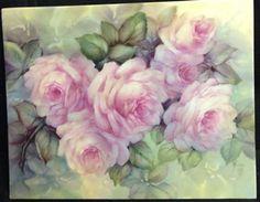 Pink roses for Utah