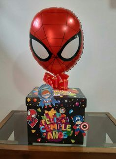 Handmade Birthday Gifts, Diy Birthday, Ideas Para, Arcade, Ale, Table Lamp, Home Decor, Wooden Crates, Decorated Boxes