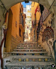 Dreaming about Sicily!  Wish you all great evening!   Buona serata a tutti con un fantastico scorcio di Sciacca. - Tag  #yallerssicilia #yallersitalia ✔️ Foto selezionata da @eddiestrano  Main sponsor : phonia.com - - - - #agrigento #sciacca #visitsicilia #sicilia #love #instadaily #instagood #me #instagramhub #tbt #follow #photooftheday #igdaily #instamood #bestoftheday #picoftheday #igers #tweegram #beautiful #likeforlike #followforfollow #followme #follow #tagsforlike