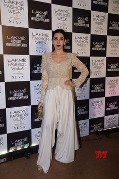 Mumbai: Lakme Fashion Week Summer/Resort 2018 Karisma Kapoor #LFWSR18 #LakmeFashionWeek - Social News XYZ