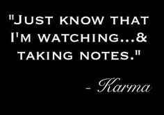 #fun #karma