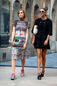 El lado más #chic de #París, el #estilo de las fashionistas francesas... #Moda #StreetStyle