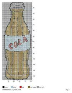Soda bottle WH
