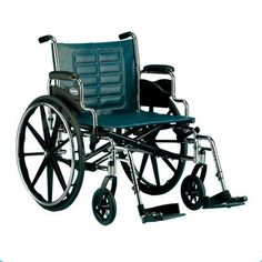 Invacare T420RFA Tracer IV Wheelchair  20 x 18 Inch with Full Length Arms * Detailed information can be found by clicking on the VISIT button