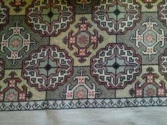 Cross Stitch Embroidery, Embroidery Patterns, Cross Stitch Patterns, Crochet Patterns, Blackwork, Vintage Romance, Knitting Needles, Needlepoint, Bohemian Rug