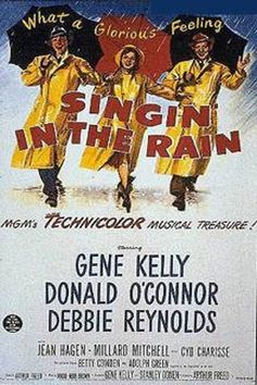 Singing in the Rain (1952) Gene Kelly, Debbie Reynolds