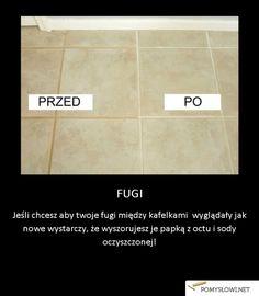 Super trik na wyczyszczenie fug w łazience - Pomyslowi.net