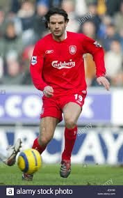 Fernando Morientes - a class player, only a few appearances for us though Liverpool Football Club, Running, Sports, Hs Sports, Keep Running, Excercise, Why I Run, Lob, Sport