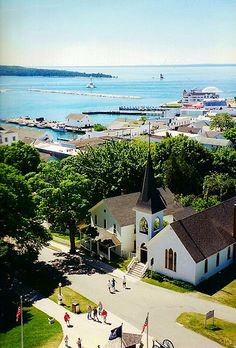 Mackinac Island, Michigan | Pat Dye