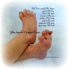 Love BABY TOES <3