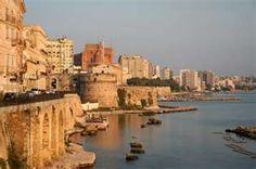 Taranto, Italy - Wolpy