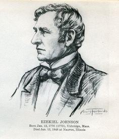 Ezekiel Johnson Jr. 1776-1848