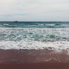 365 days August  #sea #beach #greece #horizon #april #sealife