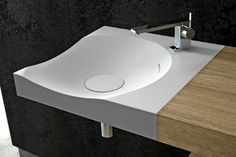 Corian Bathroom Suite - Antelope Collection by DNA+ (Dna-Plus)