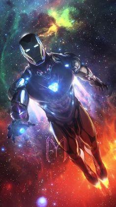 Avengers Endgame Iron Man Space Armor IPhone Wallpaper - Marvel Universe Avengers Endgame Iron Man S Avengers Movies, The Avengers, Marvel Characters, Marvel Movies, Iron Man Wallpaper, Handy Wallpaper, Latest Wallpaper, Marvel Art, Marvel Heroes