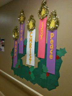 Advent Wreaths for Children