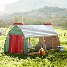 Belltown Chicken Coop