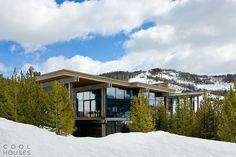 """Потрясающий дом в горах в штате """"Сияющих гор""""-3"""