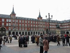 Madrid, Spain -- travel prices: accommodation, transport, food, sights