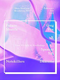 EyeBodega:  futureshuttle_poster