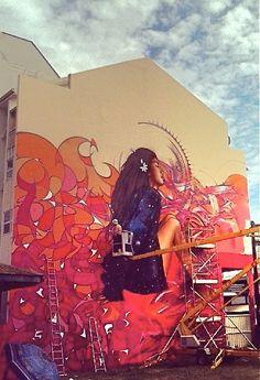 3da695aab 850 Best Graffiti/Street Art images | Street artists, 3d street art ...