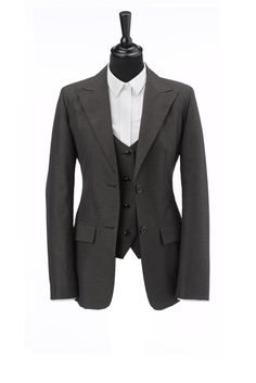 Three-piece Bespoke Suit (Women's)  SO EXPENSIVE BUT AMAZING