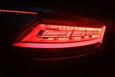 feu arrière Audi TTRS 2016
