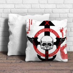 30 Seconds To Mars Band Pillow | Aneend
