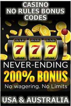 New casino sites no wagering requirements