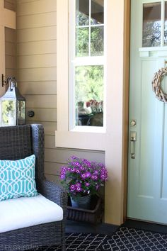 The Inspired Room Front Porch - Skybell