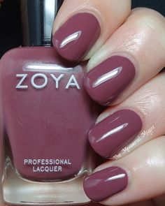 Zoya Aubrey (only the best polish!) its expensive but sooo worth it!