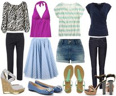 Casual Outfits for Hourglass Body Type
