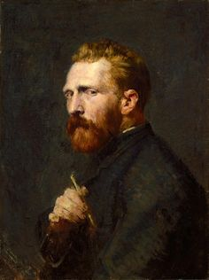 Portrait of Vincent van Gogh - John Peter Russell's Dr Will Maloney | NGV