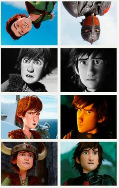 See? He is still the same Hiccup we love!