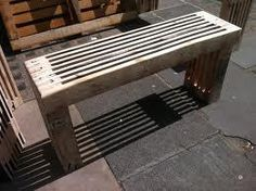 Another pallet bench Wooden Furniture, Furniture Projects, Wood Projects, Outdoor Furniture, Outdoor Decor, Recycled Garden, Recycled Wood, Pallet Bench, Diy Projects To Try