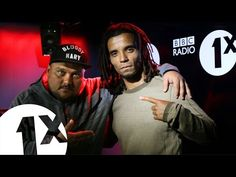 Akala delivers his fourth Fire in the Booth for Charlie Sloth on BBC Radio 1 & Charlie Sloth, Bbc Radio 1, Bands, Fire, Music, Youtube, Collection, Black, Musica