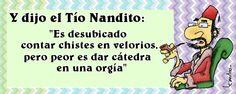 El Tío Nandito #106 (Desubicado)