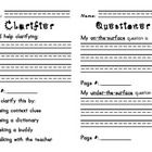 PRINTABLE Reciprocal Teaching packets - help facilitate small group reading sessions and allow students to actively practice reading strategies designed to support comprehension (i. Reciprocal Reading, Reading Fluency, Reading Strategies, Book Club Books, Book Clubs, Small Group Reading, Teacher Page, Comprehension, Small Groups