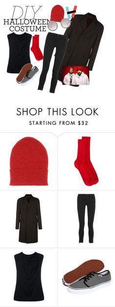 """Tyler Joseph from Twenty øne Piløts Diy Halloween costume l-/"" by ruiasafir ❤ liked on Polyvore featuring Étoile Isabel Marant, Isabel Marant, Gucci, Frame Denim, D.GNAK by KANG.D, Vans, The Row, halloweencostume and DIYHalloween"