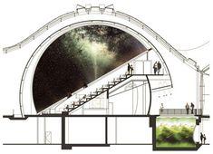 Morrison Planetarium at the California Academy of Sciences