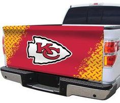 Kansas City Chiefs Truck Tailgate Cover