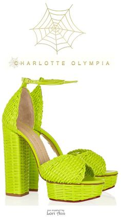 Charlotte Olympia Florence