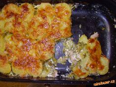 Zapečená brokolice Quiche, Meat, Chicken, Breakfast, Food, Morning Coffee, Essen, Quiches, Meals